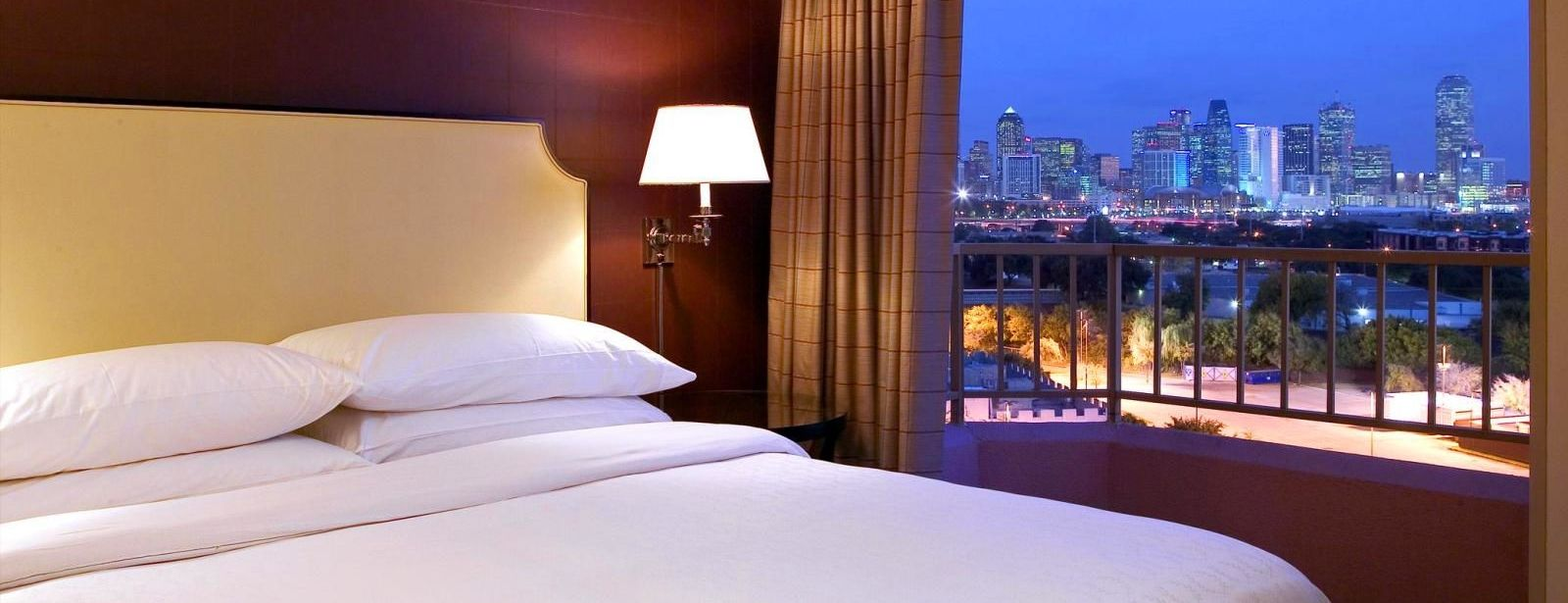 King Suite - Double Bed Suite - Sheraton Suites Market Center Dallas